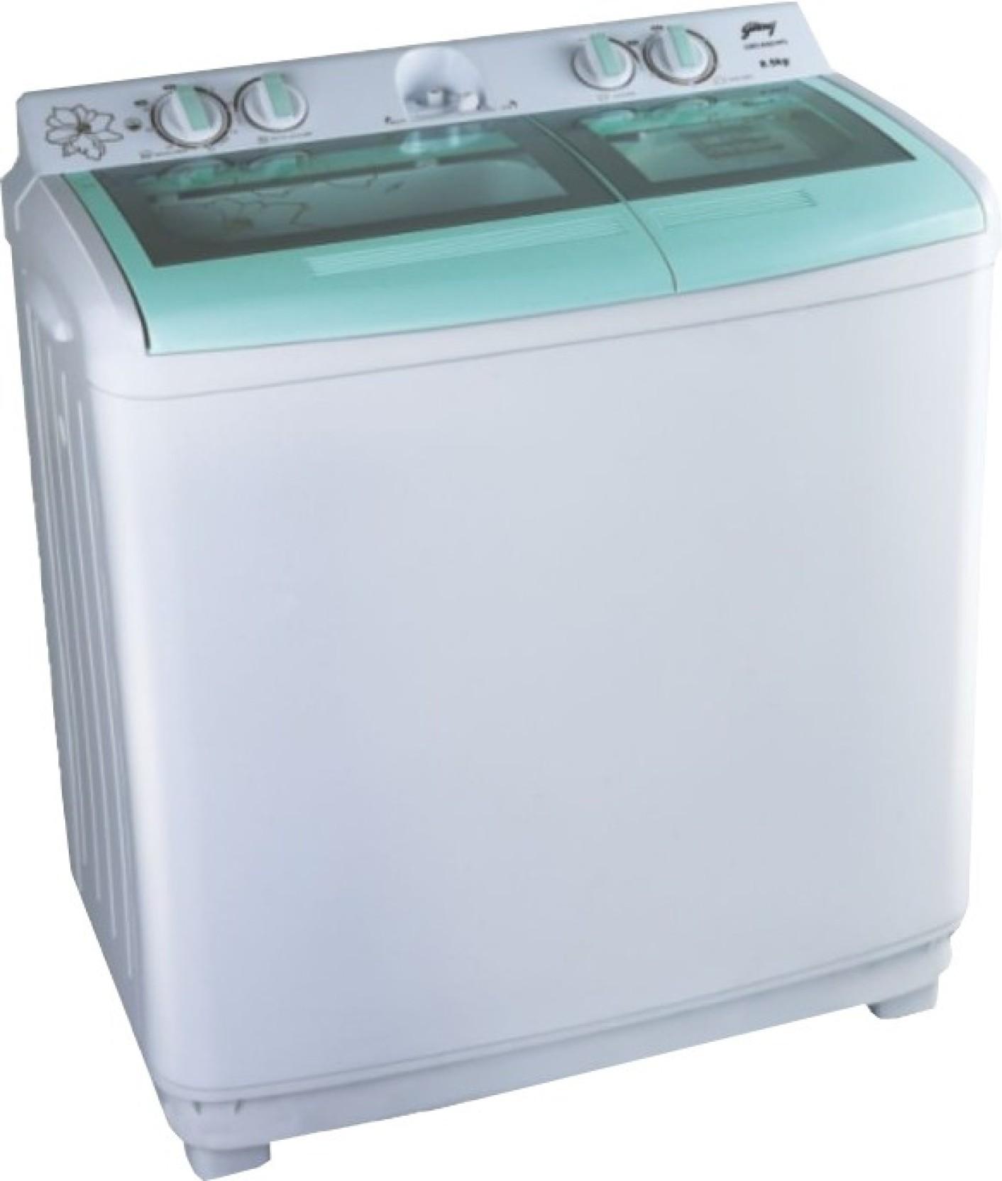 Godrej 8.5 kg Semi Automatic Top Load Washing Machine ...