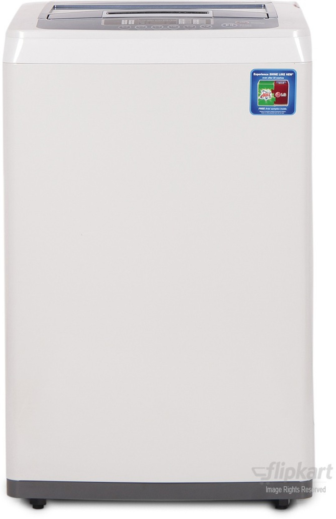 Lg 6 2 Kg Fully Automatic Top Load Washing Machine White