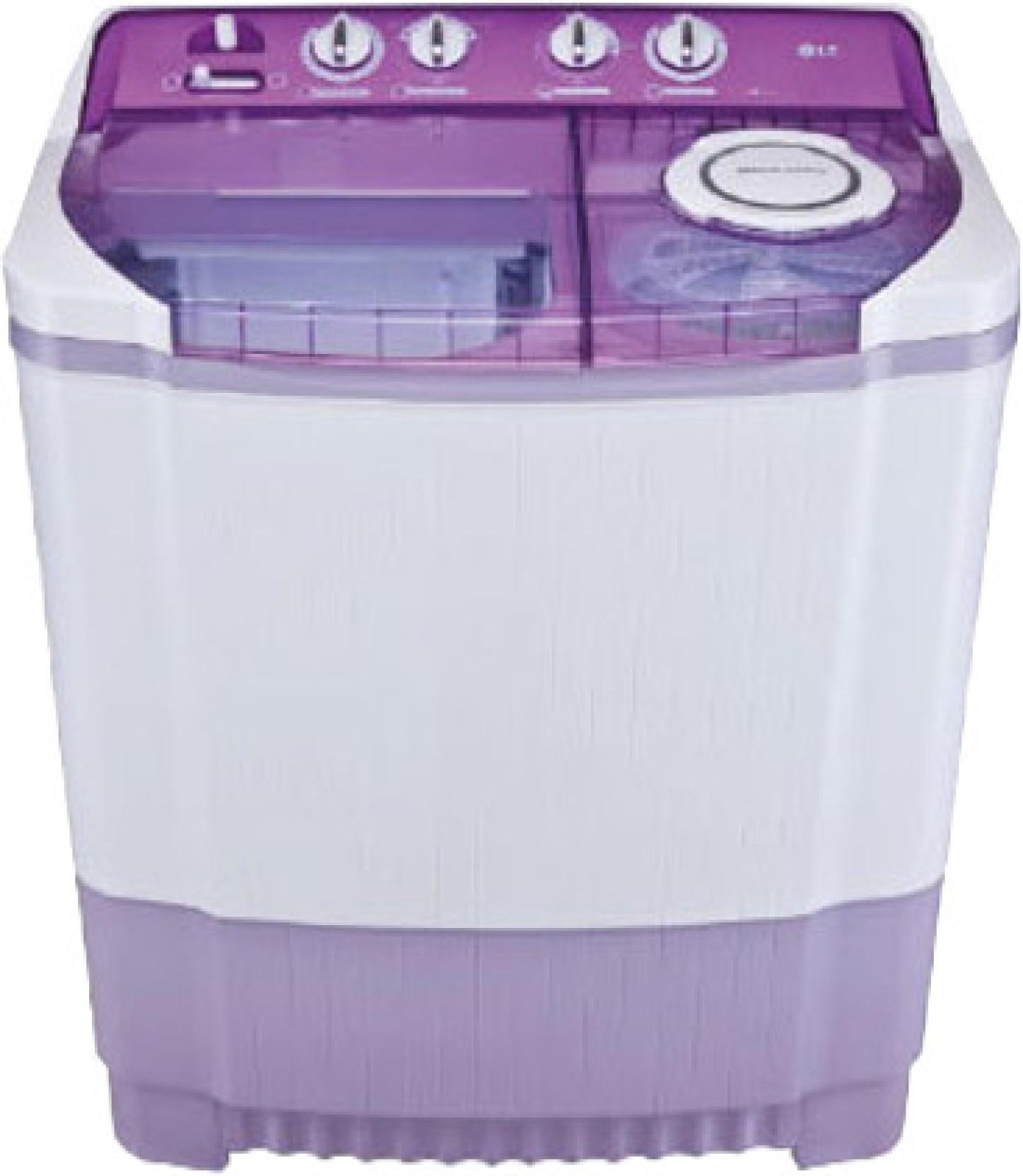 LG 7.2 kg Semi Automatic Top Load Washing Machine Price in ...
