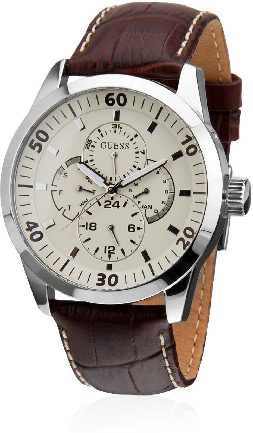 Guess W95046G1 Newport Watch - For Men - Buy Guess ...
