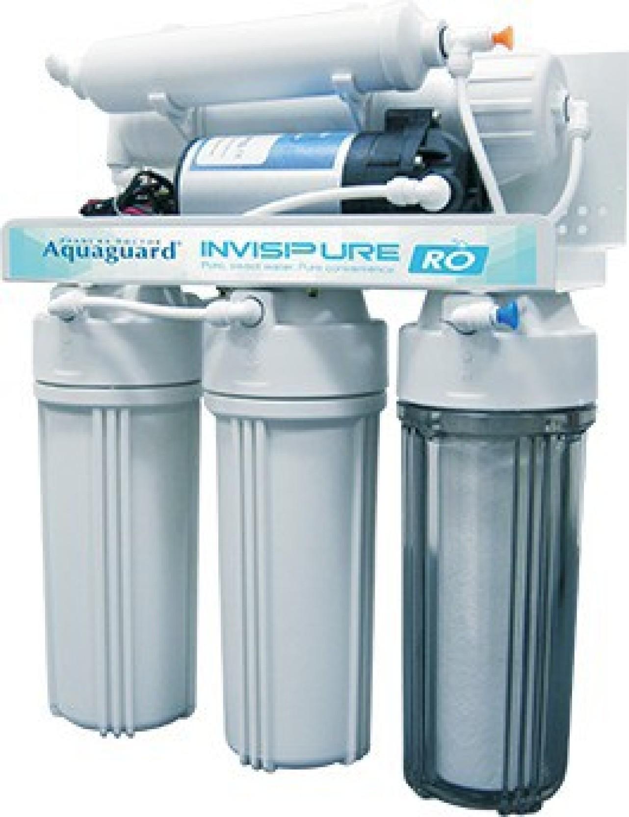Eureka Forbes Invispure-UTC 12 L RO Water Purifier - Eureka Forbes ...