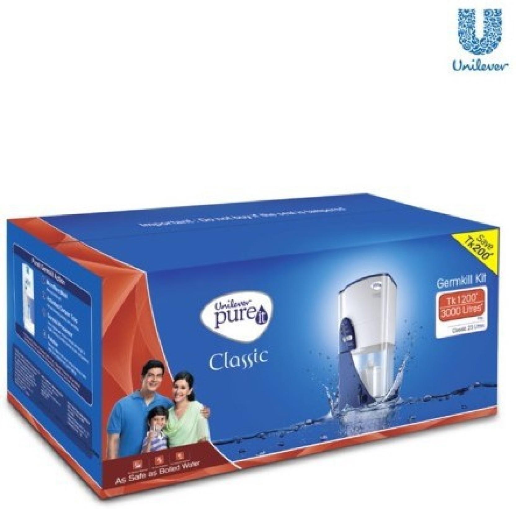 Pureit Germ Kill Kit Filter Air Classic 9l 3000l Daftar Update Water Purifier Jual Germkill Jd Id Source 23 L Gravity Based Compare
