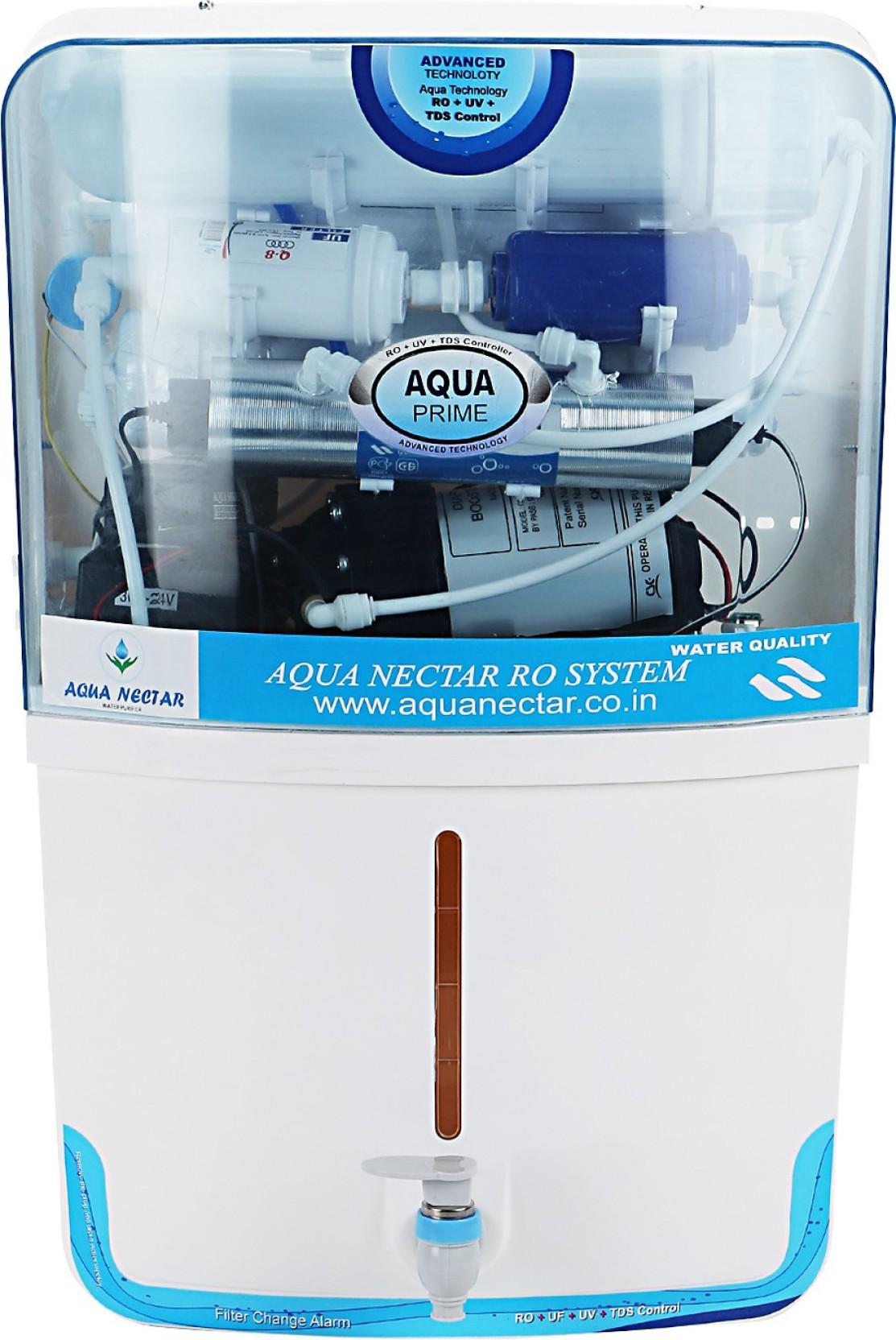 Aqua Prime Rich Make 8 L RO + UV +UF Water Purifier - Aqua Prime ...