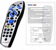 Tata Sky Remote Controllers - Buy Tata Sky Remote Controllers Online