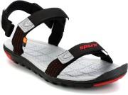 Sparx SS-414 Men Black Sandals - Buy