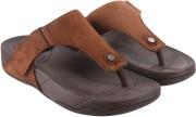Metro Men Brown Sandals - Buy Metro Men