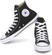 Star Series High Ankle Sneakers For Men