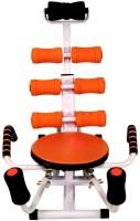 Telebrands Abs & Thighs Shaper Ab Exerciser(Orange)
