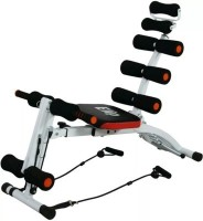 Kinsco Gym and Home Six Pack abdomen care Ab Exerciser(Multicolor)