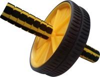 Golddust Sports Champion Total Body Wheel Ab Exerciser(Yellow, Black)