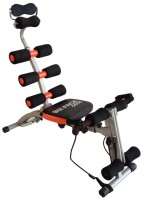 HEALTH MASTER HMWC0099 Ab Exerciser(Black, Orange)