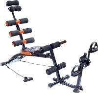 Deals Unlimited six pack with cycle Ab Exerciser(Multicolor)