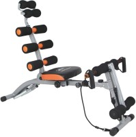 Speed Fitness SF056 Ab Exerciser(Black, Orange)