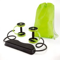 AND Retails Revoflex Xtreme Total Body Fitness Ab Exerciser(Multicolor)