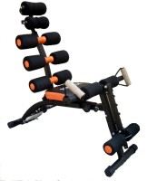 Telebrands Six Pack Gym Ab Exerciser(Orange)