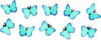 Safari Ltd Gl Minis Butterflies(Multicolor)