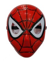 AS Spiderman Mask with LED Lighting & Sound(Red)