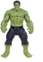ToySkool Avengers 2 Age of Ultron Super Hero Hulk With Led Light (Green)(Green)