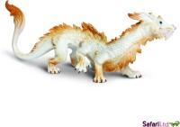 Safari Ltd Dra Good Luck Dragon(White, Brown)