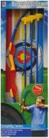kts khalsa toys and sales Sport Archery Set for kids(Multicolor)