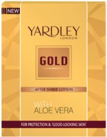 Yardley London Gold Aftershave Lotion(100)