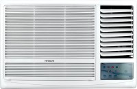 Hitachi 1.5 Ton 5 Star BEE Rating 2018 Window AC  - White(RAW518KUDZ1, Copper Condenser)