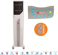 View Cello Tower Plus 50 Room Air Cooler(White, 50 Litres) Price Online(Cello)