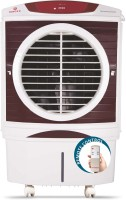 Singer Aerocool Premium with Remote Desert Air Cooler(White, 50 Litres)