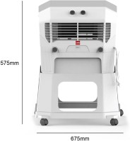 cello 50 L Room/Personal Air Cooler(White, Swift 50)