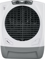 Maharaja Whiteline Rambo ( AC-303 ) Desert Air Cooler(White, Grey, 65 Litres)