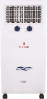 View Singer Atlantic Senior Personal Air Cooler(White, 34 Litres) Price Online(Singer)