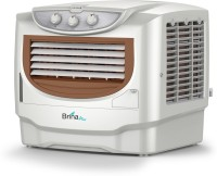 Havells Brina Plus Window Air Cooler(Brown, White, 50 Litres)