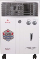 Singer Atlantic Personal Personal Air Cooler(White, 20 Litres) - Price 5755 21 % Off