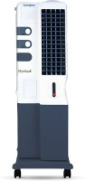 Crompton Mystique DLX Tower Air Cooler(White, Grey, 34 Litres)