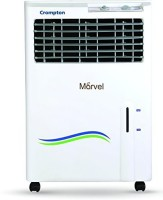 Crompton Marvel Personal Air Cooler(White, 20 Litres)