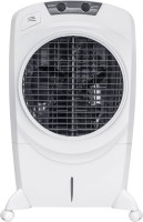 Maharaja Whiteline Coolz Plus (CO-106) Desert Air Cooler(White, Grey, 55 Litres)