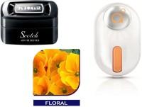 Debonair Debonair Floral, Godrej Click Brite (9ml) Car Freshener Gel(44 G) Image