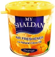 My Shaldan Orange Gel Air Freshener(80 G) Image