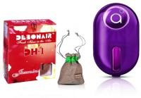 Debonair Debonair Jasmine, Godrej Twist Rich (45ml) Car Freshener(65 G) Image