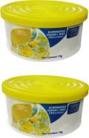 #° DEGREES Glade Fresh Lemon Car Freshener(140 g)