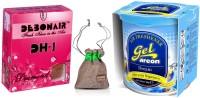 Debonair Debonair Diamond, Areon Gel Dream (80ml) Car Perfume Gel(100 g)