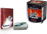 Debonair Debonair Lavender, Areon Gel Desire (80ml) Car Freshener(200 G) Image
