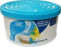 #° DEGREES Glade Clean linen Car Freshener(70 g)