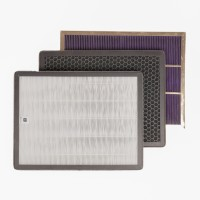 View Dr. Air FILTER SET - 201 Air Purifier Filter(HEPA Filter) Home Appliances Price Online(Dr. AIR)