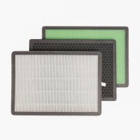 View Dr. Air FILTER SET-101 Air Purifier Filter(HEPA Filter) Home Appliances Price Online(Dr. AIR)