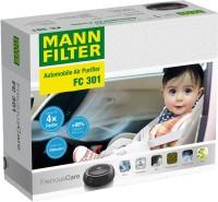 View Mann-Filter FC 301 Car Air Purifier Portable Car Air Purifier(Black) Home Appliances Price Online(Mann-Filter)