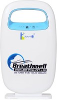View Breathwell Model BW-03, White Hepa Filter Portable Room Air Purifier(White) Home Appliances Price Online(Breathwell)