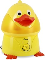 View Crane 3.78 Litres Ee-6369 Ultrasonic Humidifier Duck Portable Room Air Purifier(Yellow) Home Appliances Price Online(Crane)