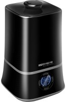 View Redmond Ultrasound Ionic Humidifier | 3.5L, Night light Portable Room Air Purifier(Black) Home Appliances Price Online(Redmond)