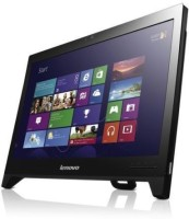 Lenovo - (Celeron Dual Core/4 GB DDR3/1 TB/Free DOS/512 MB)(Black, 19.5 Inch Screen)